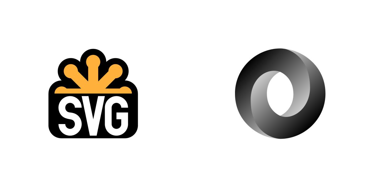 Gestion des icônes SVG en JSON