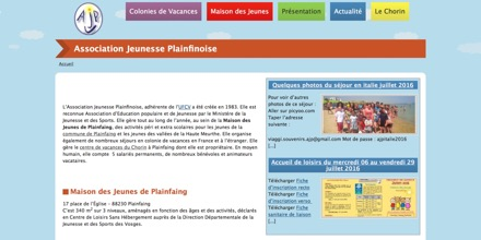 Association Jeunesse Plainfinoise