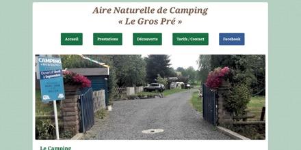 Camping Aire du Gros Pré