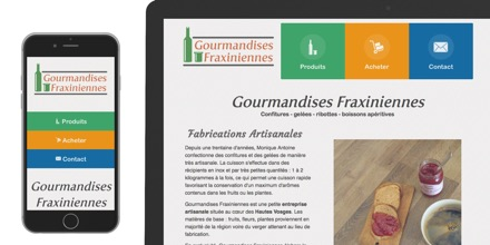 Gourmandises Fraxiniennes