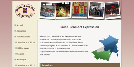 Saint-Léon'Art Expression